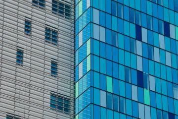 Image of hospital building