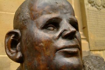 Bust of Dietrich Bonhoeffer