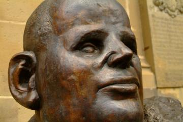 Bust of Dietrich Bonhoeffer