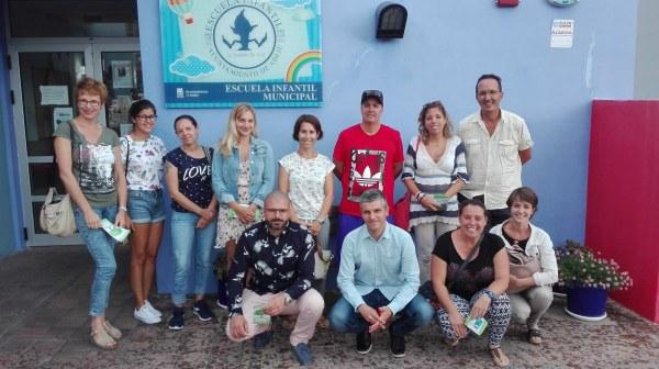 Enraizados Adeje Duendecillo Cabildo Tenerife Félix Morales Concísate consumo salud 1