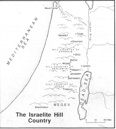 15 – Conquest of Canaan