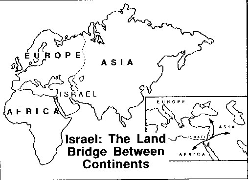 5 – Geography Of The Land Of Israel