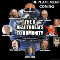 BRITISH-ISRAEL ROTHSCHILDS ZIO-CRIME SYNDICATE OVERVIEW OF THEIR PSYCHOPATHIC GOALS AND DEEDS!