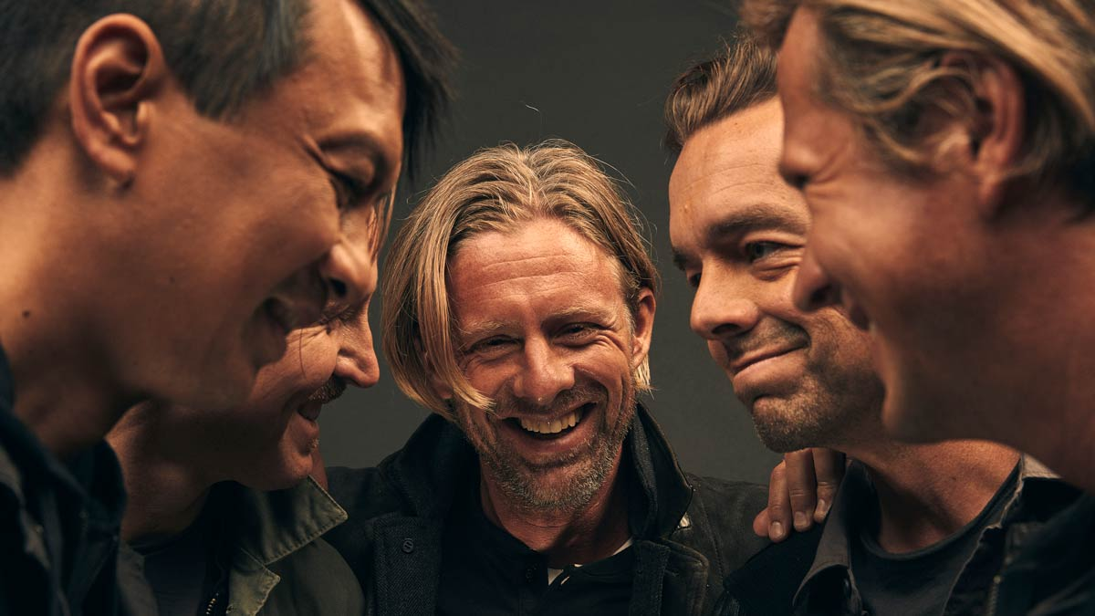 SWITCHFOOT RELEASES POWERFUL NATIVE TONGUE LIVE MUSIC
