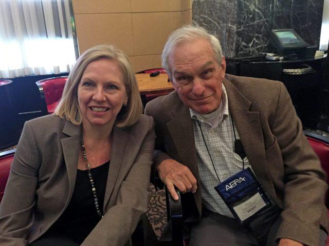 Janice Gobert and Paul Horwitz