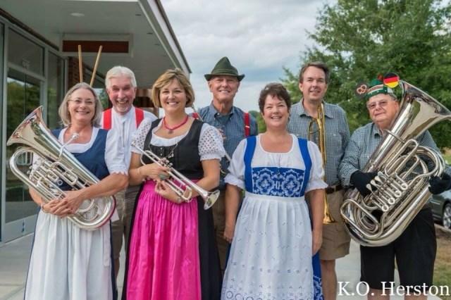 Concord Brass Quintet Photo