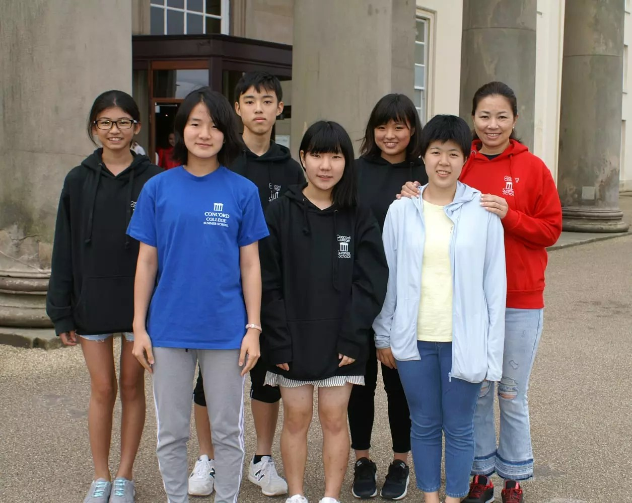 Concord Alumni Brings Japanese Students To Summer School