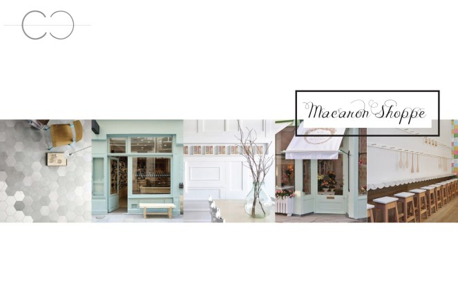 Macaron Franchise: Environmental Design/Concept Presentation