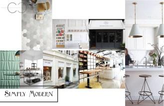 Macaron Franchise: Environmental Design