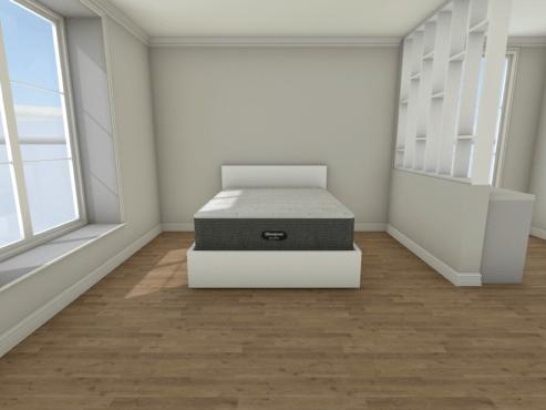Rendering for set design