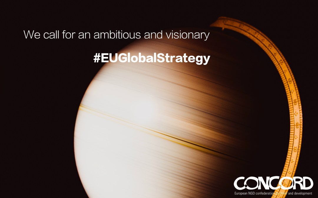 Time for a visionary EU Global Strategy