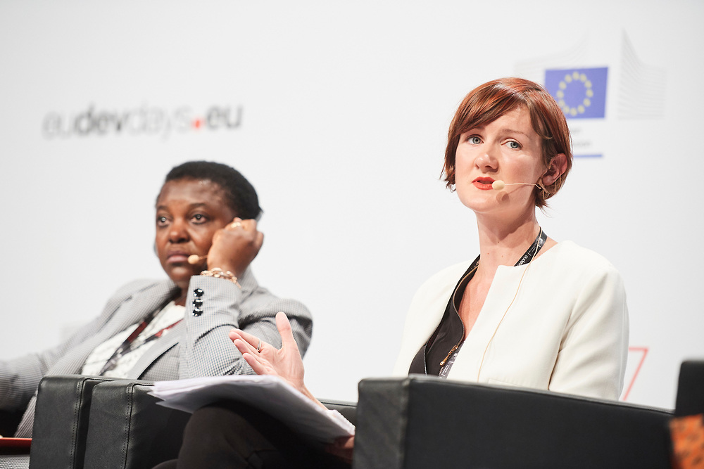 My take on the EDD17 – How to genuinely invest in Development? Invest in People.