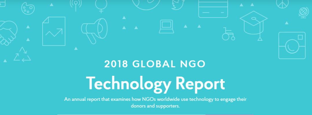 Report: how do European NGOs use technology?