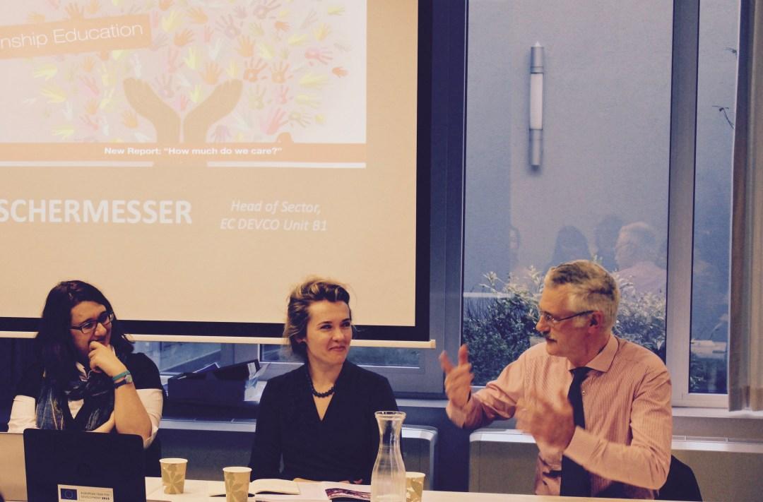 GCE report launch: Joseph Schermesser