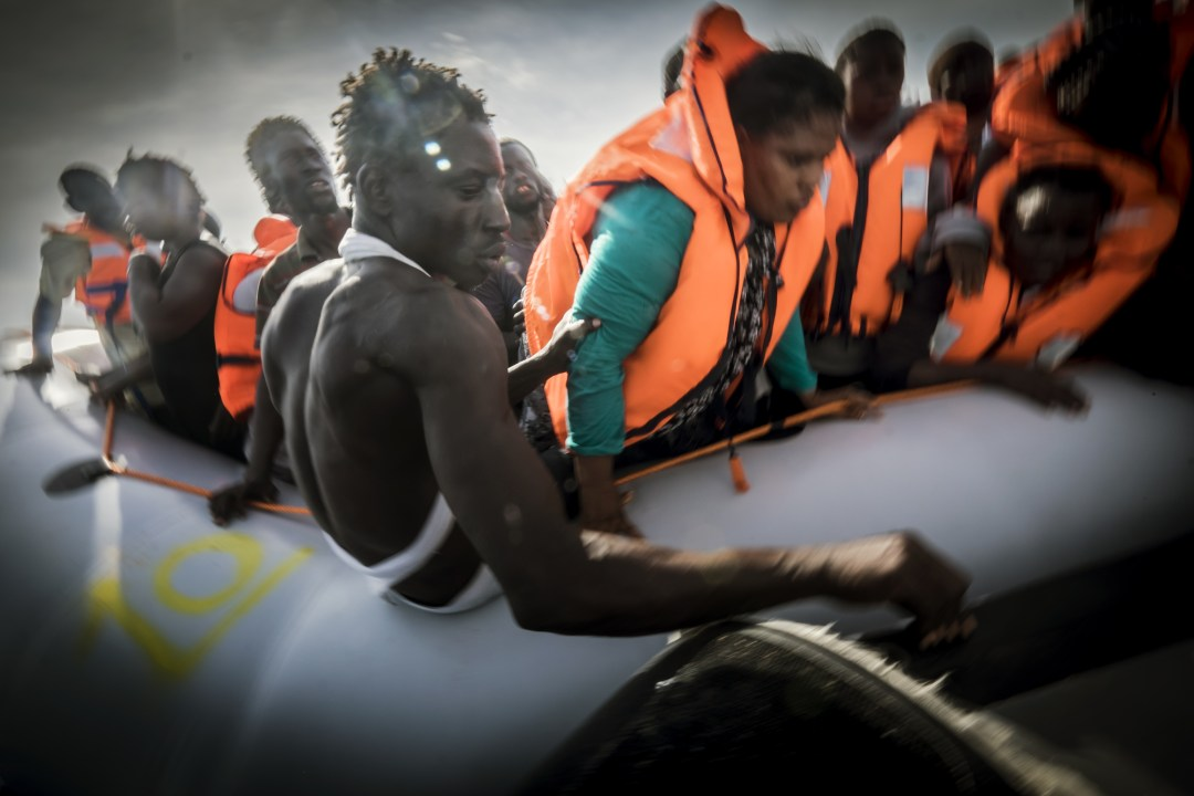 Aquarius case: we stand for a Europe of global solidarity