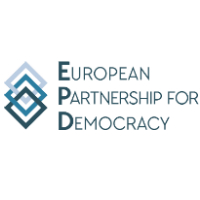 European Partnership for Democracy logo 200x200