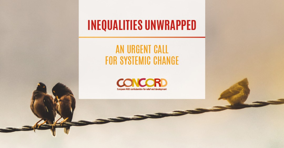 Inequalities Unwrapped: An urgent call for systemic change