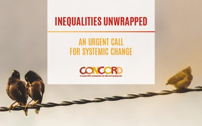 Inequalities Unwrapped: An urgent call for systemic change – New report