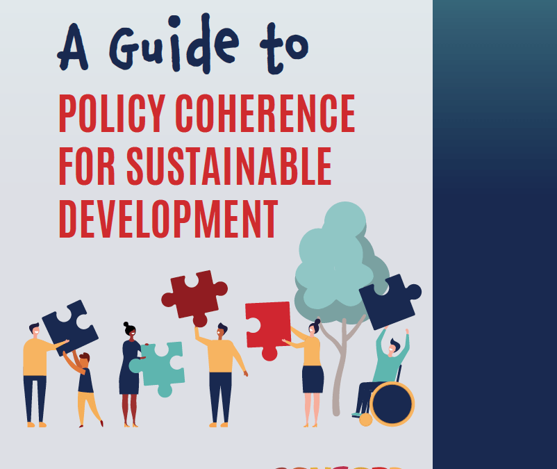 Guide to Policy Coherence for Sustainable Development