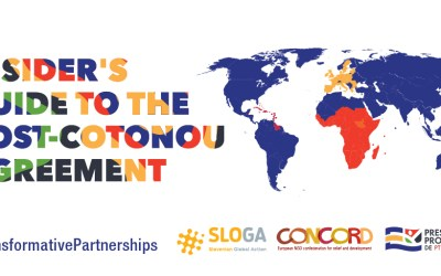 Insider's Guide to the Post-Cotonou Agreement