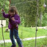 Spaß und Abenteuer im Outdoorpark Oxenkopf