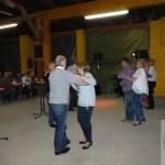 Kalle lockte die Tänzer auf die Tanzfläche