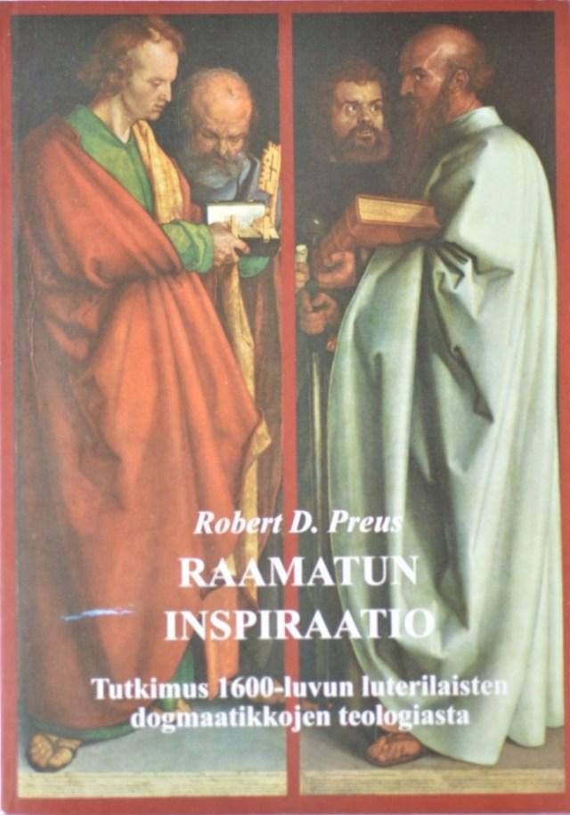 Raamatun inspiraatio - Robert D Preus
