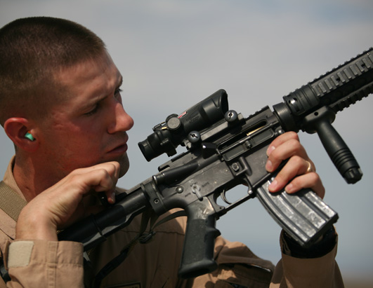 Jesus Rifles