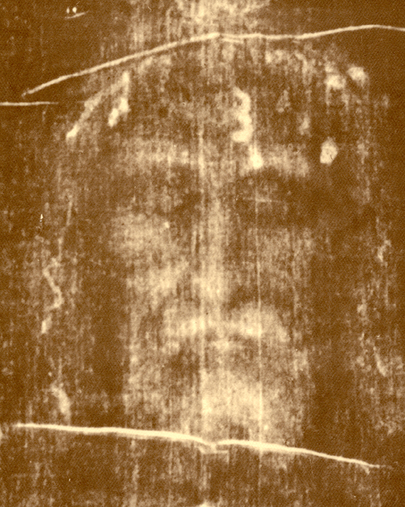 The Shroud of Turin observed