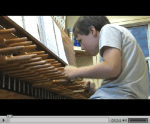 Multimedia: Jacob Bodden playing Concordia carillon