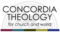 Share Concordia Theology (Light Button)
