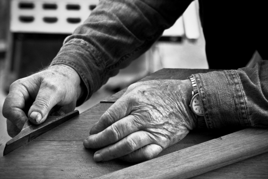 Hands, Life, and Hope in Holy Week