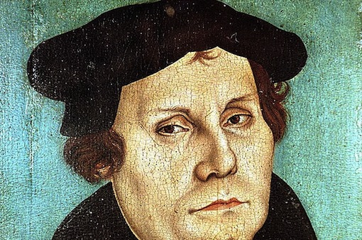 Luther, and Lutherans, among the Calvinists