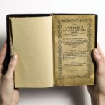 What makes a book sacred?