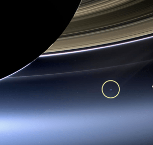A View of the Gospel From Saturn