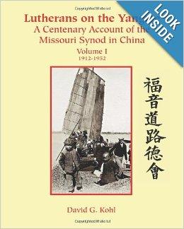 A Centennial Pilgrimage to China