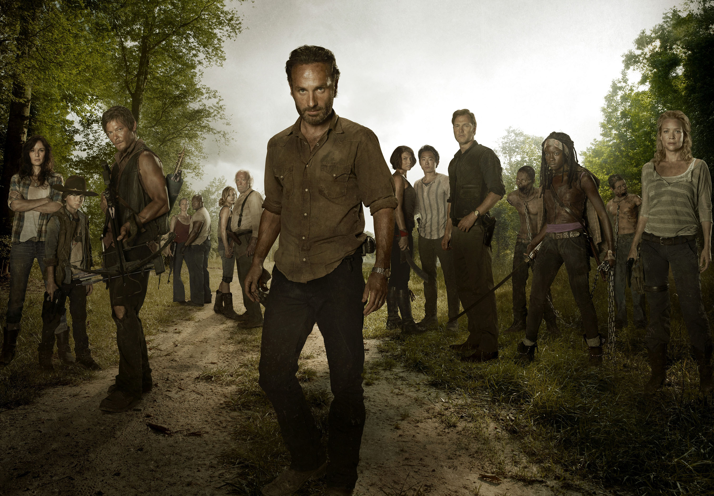 Re-Imagining the Walking Dead: Preaching an Apocalyptic Easter