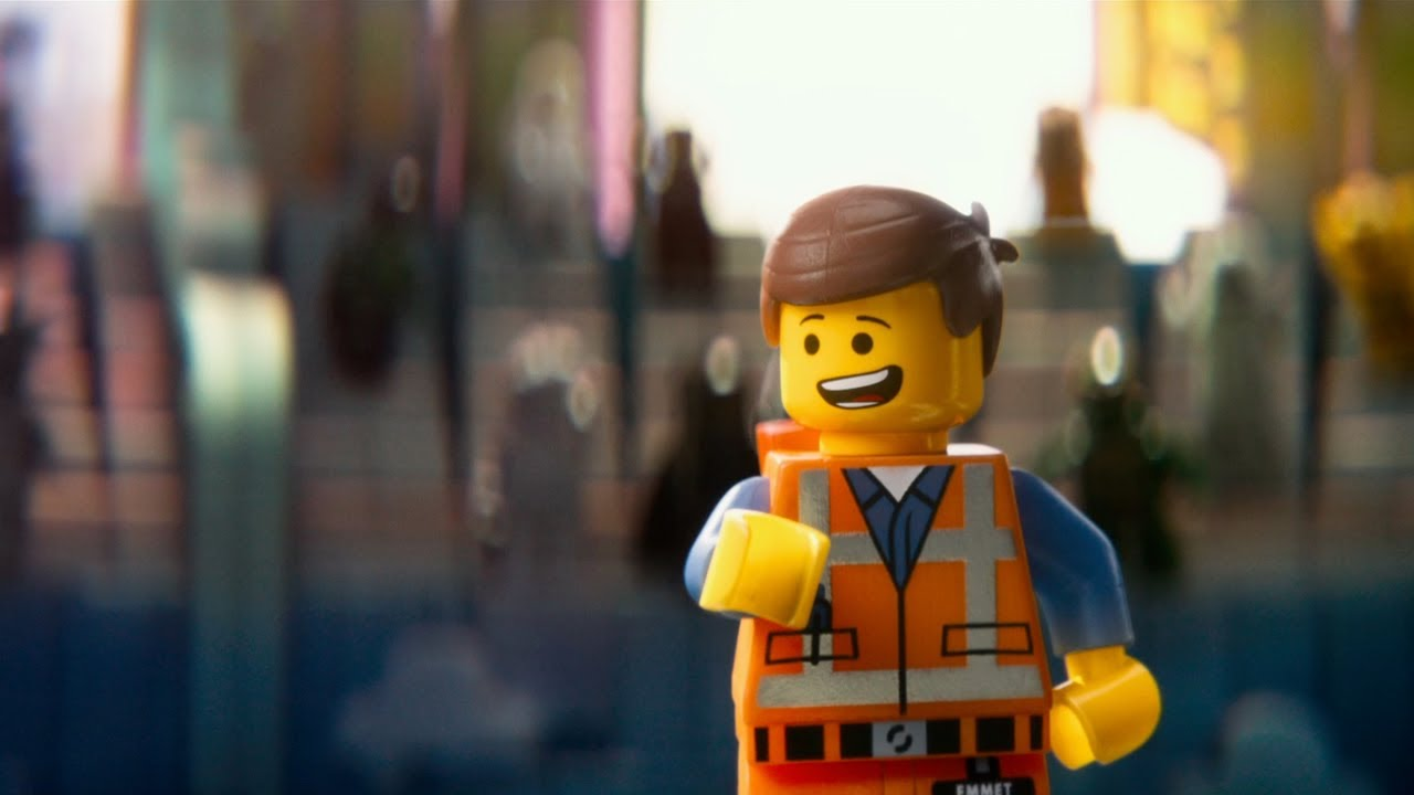 Luther, Laity, and … Lego