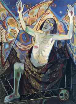 The Resurrection, by Otto Dix