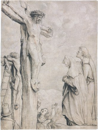 Christ_on_the_Cross,_by_Hans_Holbein_the_Younger