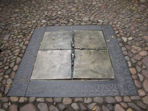 holocaust-monument-in-wittenberg
