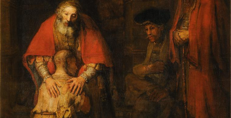 Theological #ThrowbackThursday: Martin Scharlemann on the parables