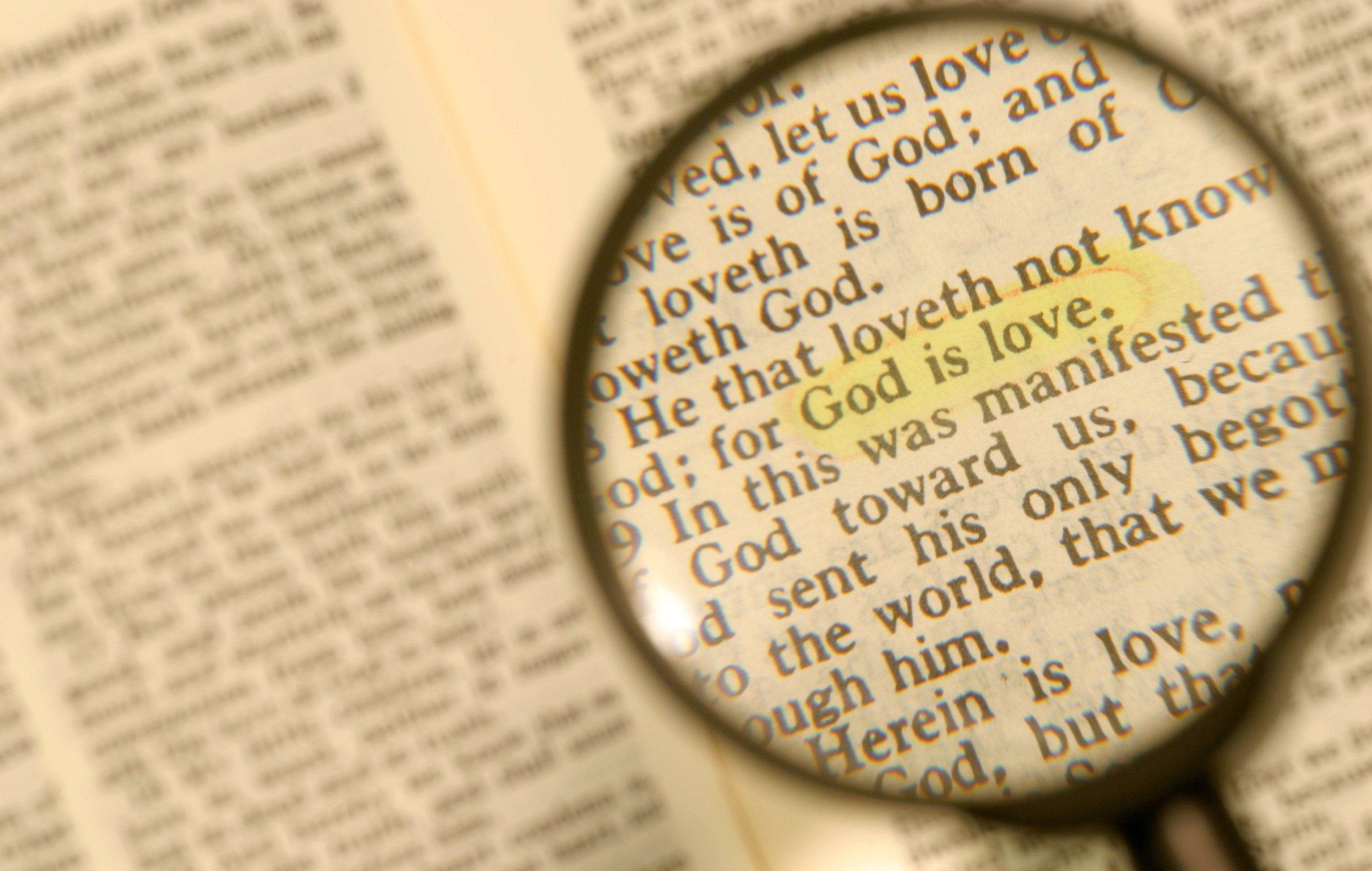 The Gospel–Centered Christian