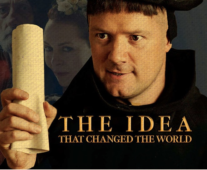 Image result for martin luther the idea that changed the world