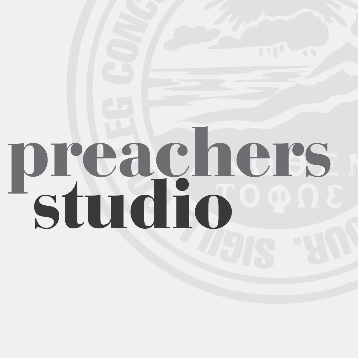 Preachers Studio: Todd Jones