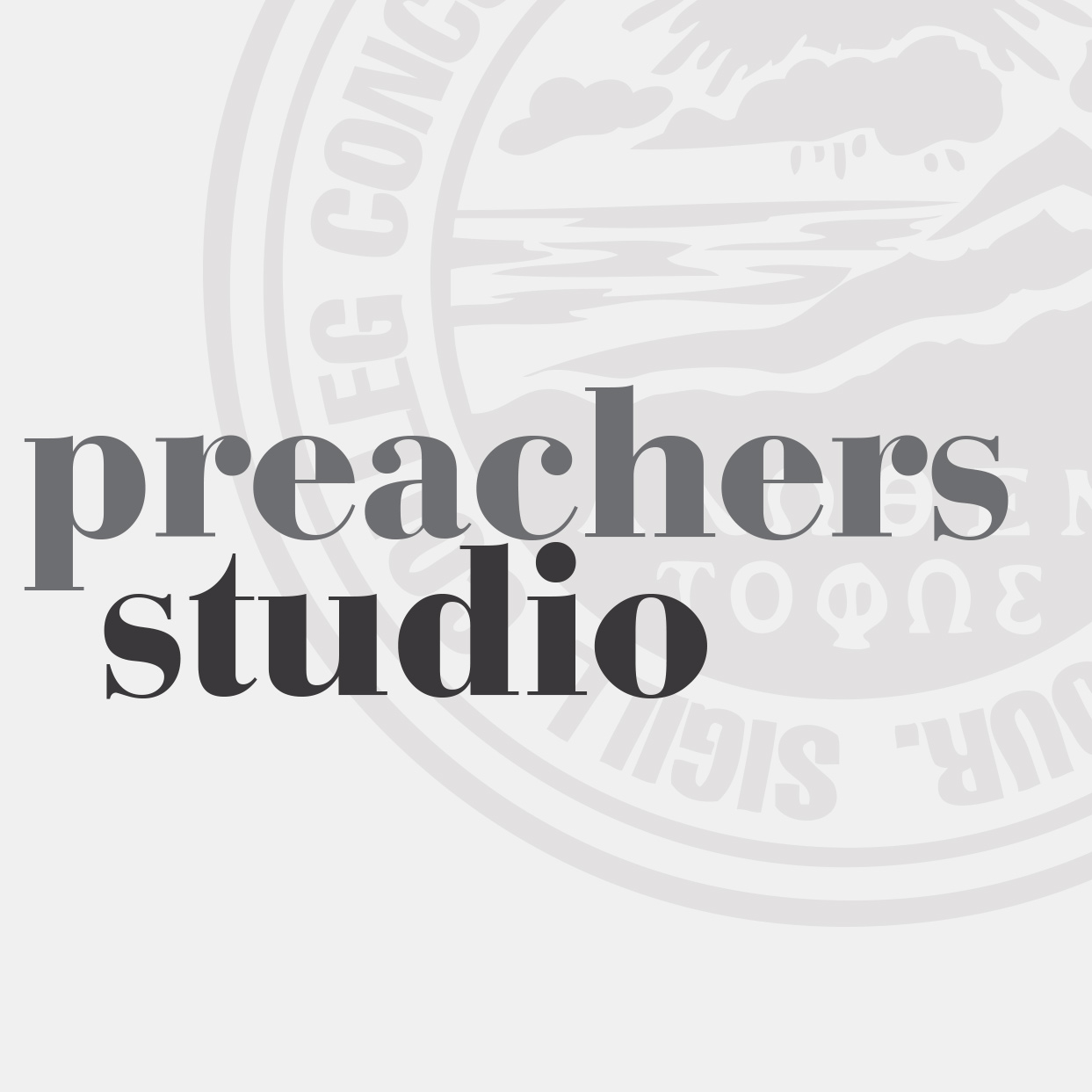 Preachers Studio: Scott Seidler