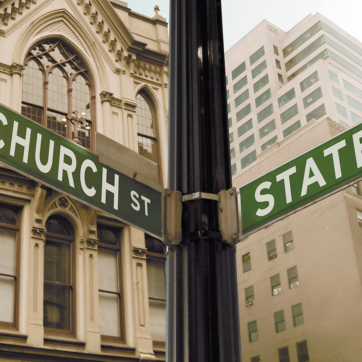 Church is Not the State
