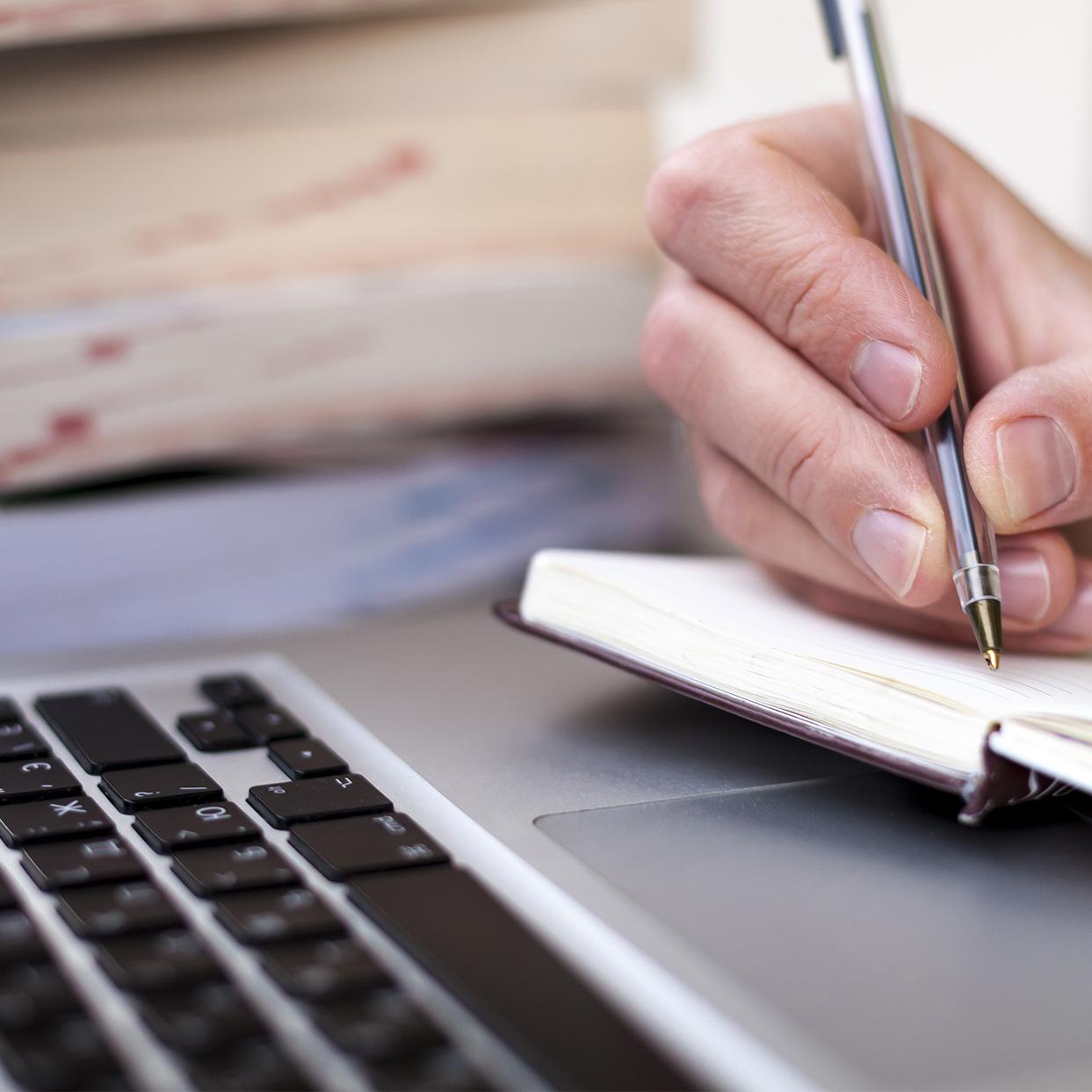 (The) Writing Life