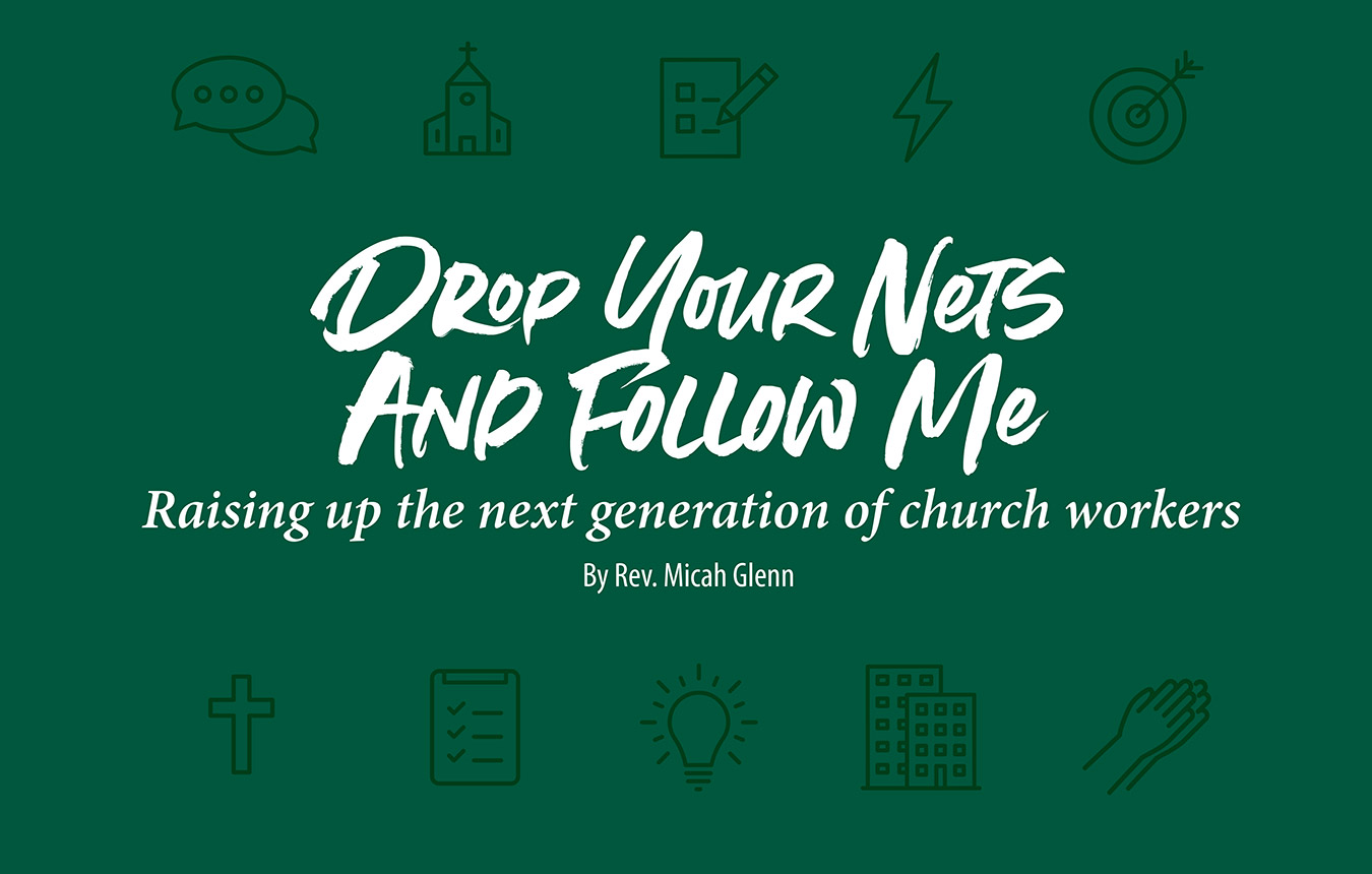 """""""Drop Your Nets and Follow Me"""""""