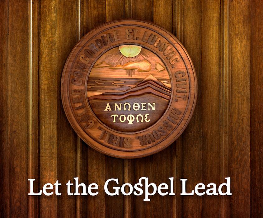 Book Blurbs: Let the Gospel Lead
